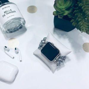 {KYNLEE} Apple Watch band jewelry bling bracelet